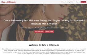 millionaires who will date
