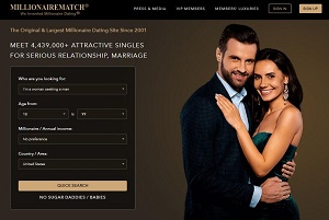 Largest dating site in the world